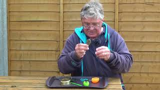 Easy Fishing.How to set up a Method Feeder the quick and EASY way