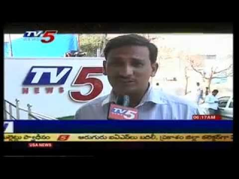 Telugu Citizens Facing Problems in Gujarat - TV5