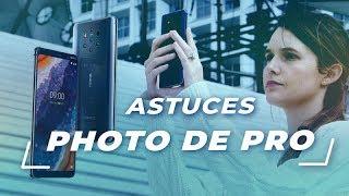 Les ASTUCES d'une PRO pour réussir ses PHOTOS avec son SMARTPHONE