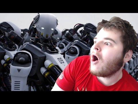 ROBO RECALL! [OCULUS RIFT VR]