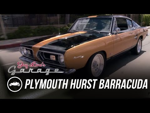 1967 Plymouth Hurst Barracuda – Jay Leno's Garage