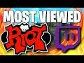 MOST VIEWED RIOT GAMES CLIPS..! (LCS, WORLDS, ALL-STARS)