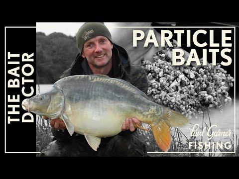 Particle Bait Preparation: Carp, Tench, Barbel Fishing (2020)