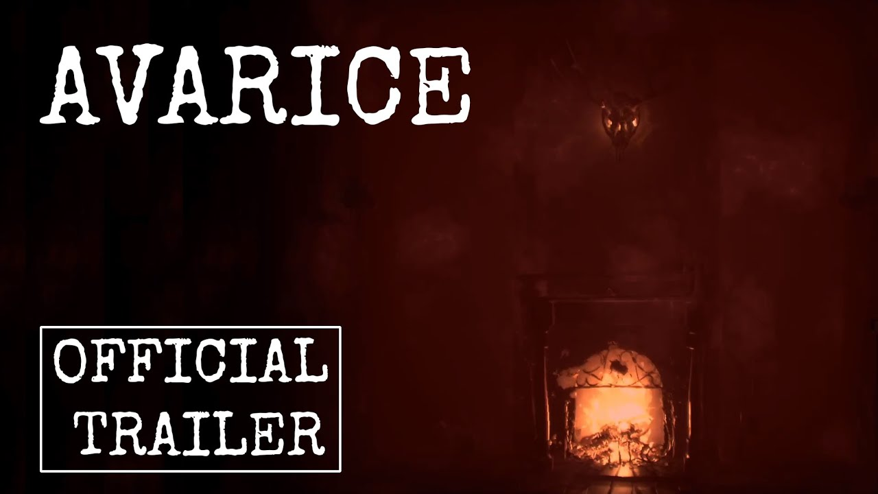 Avarice - Official Launch Trailer | NEW HORROR GAME