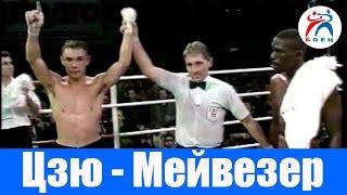 Костя Цзю против Роджера Мейвезера. Бокс. Бой №15.