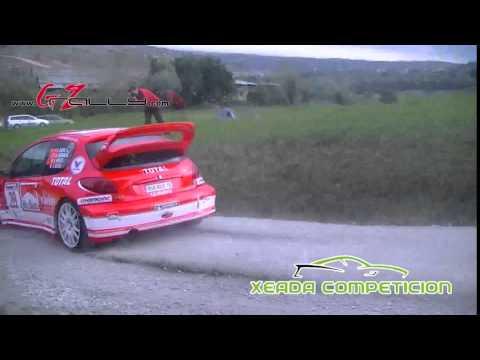 [HD] Rally Legend 2015 | Librada 206 WRC @xeadacompeticio