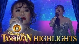 Tawag ng Tanghalan Dulce performs on &quotPaano&quot