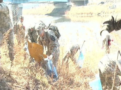 AFN Casey - 210 Field Artillery gives back to the community