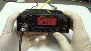 Out of the box CB Radio Lab Test: Albrecht AE-6790