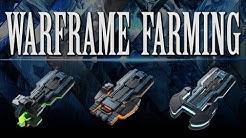 Warframe Farming - Gyromag, Atmo & Repeller Systems