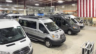 Ford Transit Conversion Company | VanDoIt Spotlight