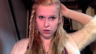 Viking Hair Tutorial