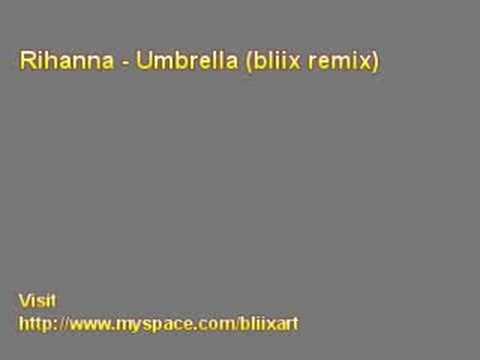 Umbrella (Rock version by bliix) - Rihanna - полная версия