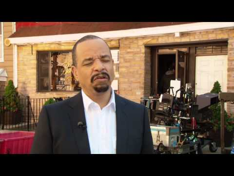 "Law & Order: SVU: Ice T On Set Interview ""Sergeant Munch Retires Episode"""