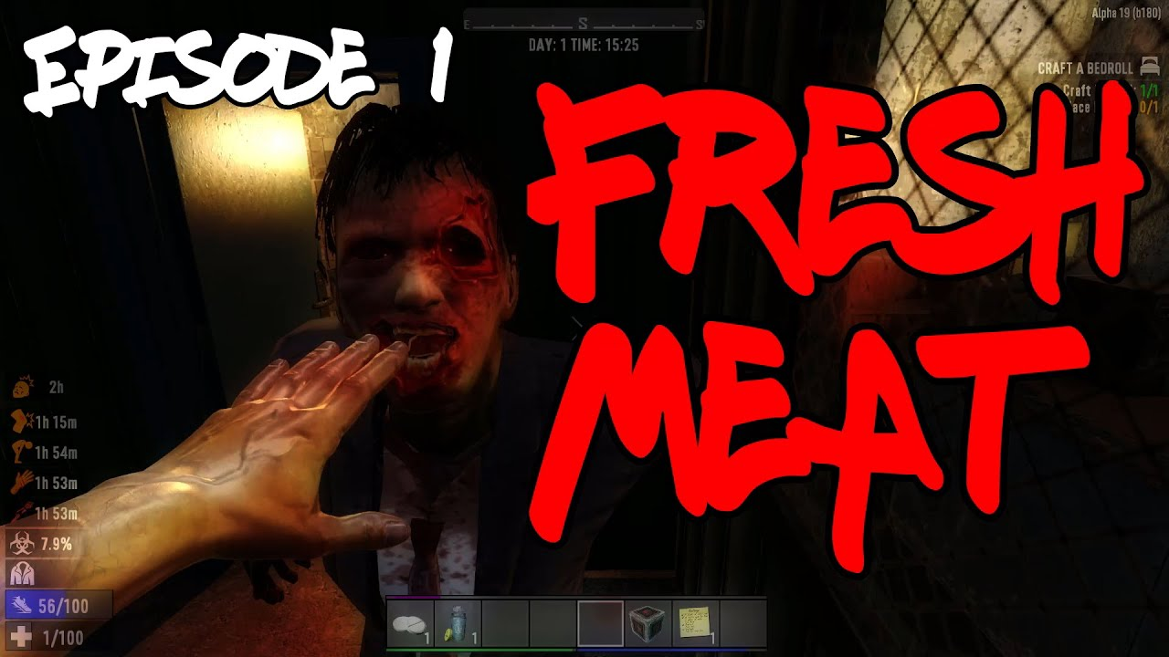 Download 7 Days to Die - NEW SERIES - Fresh Meat Episode 1!