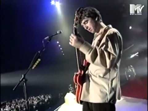Oasis Fade In-Out Live Gmex 97'