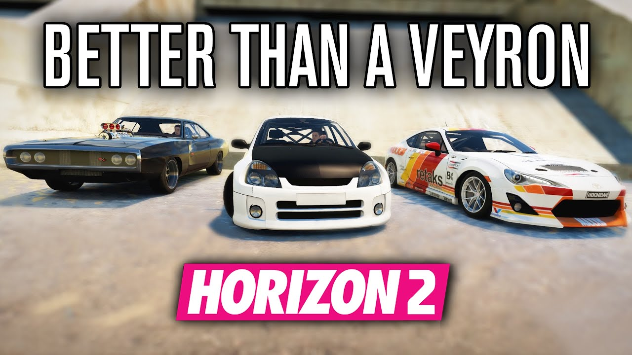forza horizon 2 online better than a bugatti veyron challenge youtube. Black Bedroom Furniture Sets. Home Design Ideas