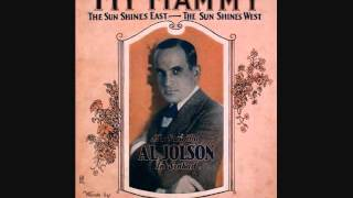Al Jolson - My Mammy (1928)