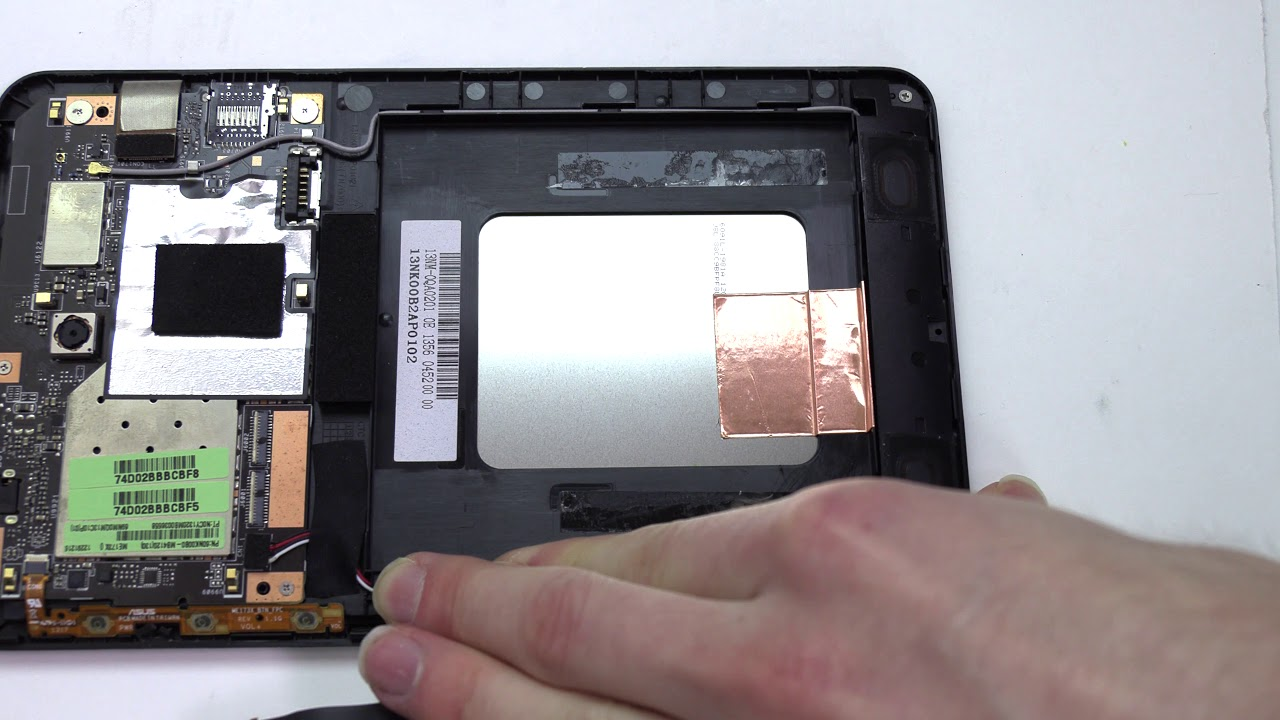 How to Replace Your Asus Memo Pad HD 7 Battery