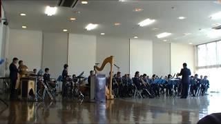 飛行第244戦隊歌(飛燕戦闘機隊々歌)航空自衛隊航空中央音楽隊演奏