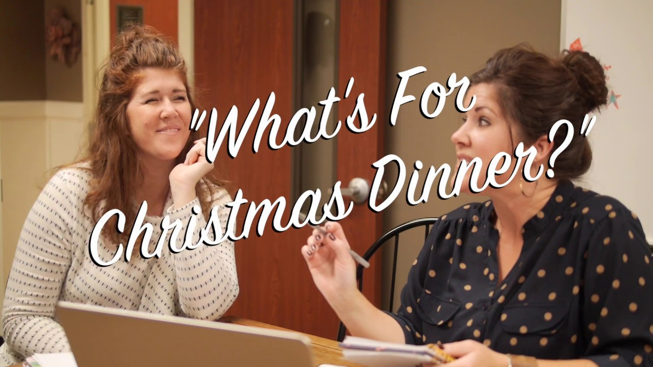 CFM Kid Snippets: What For Christmas Dinner!? - YouTube