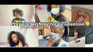Prepare With Me For Graduation | ellysha swagg
