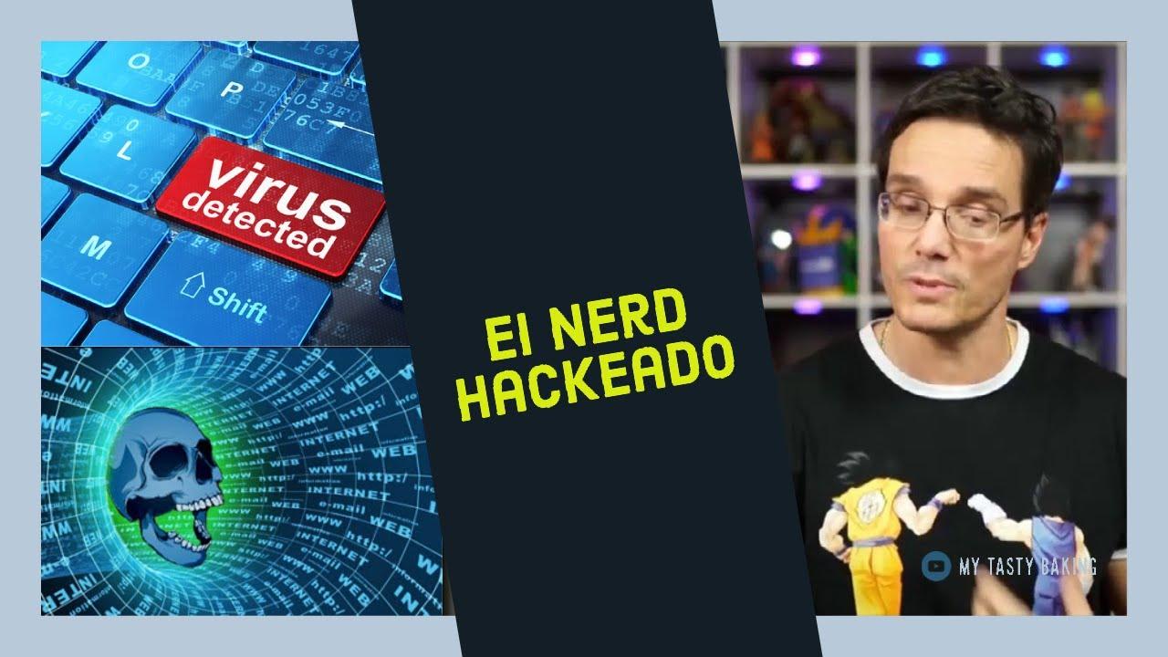 Ei Nerd foi hackeado