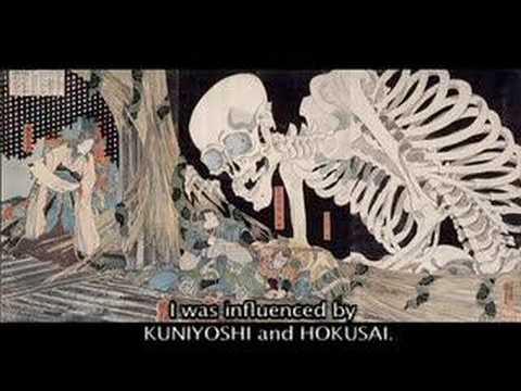 Horiyoshi III -Ink Across the Sea-