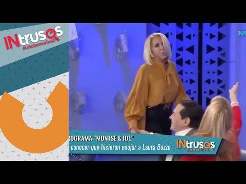 Yolanda Andrade dice a Laura Bozzo que si no está cómoda se puede ir | INtrusos