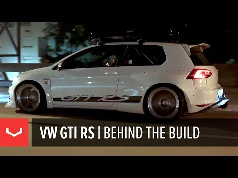 VW Mk7 GTI RS | Behind the Build | Pandem Rocket Bunny Golf