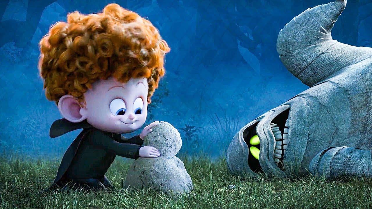 Murray Wants To Impress Baby Dennis Scene Hotel Transylvania 2 2015 Movie Clip Youtube
