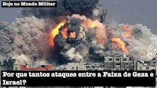 Por que tantos ataques entre a Faixa de Gaza e Israel? thumbnail