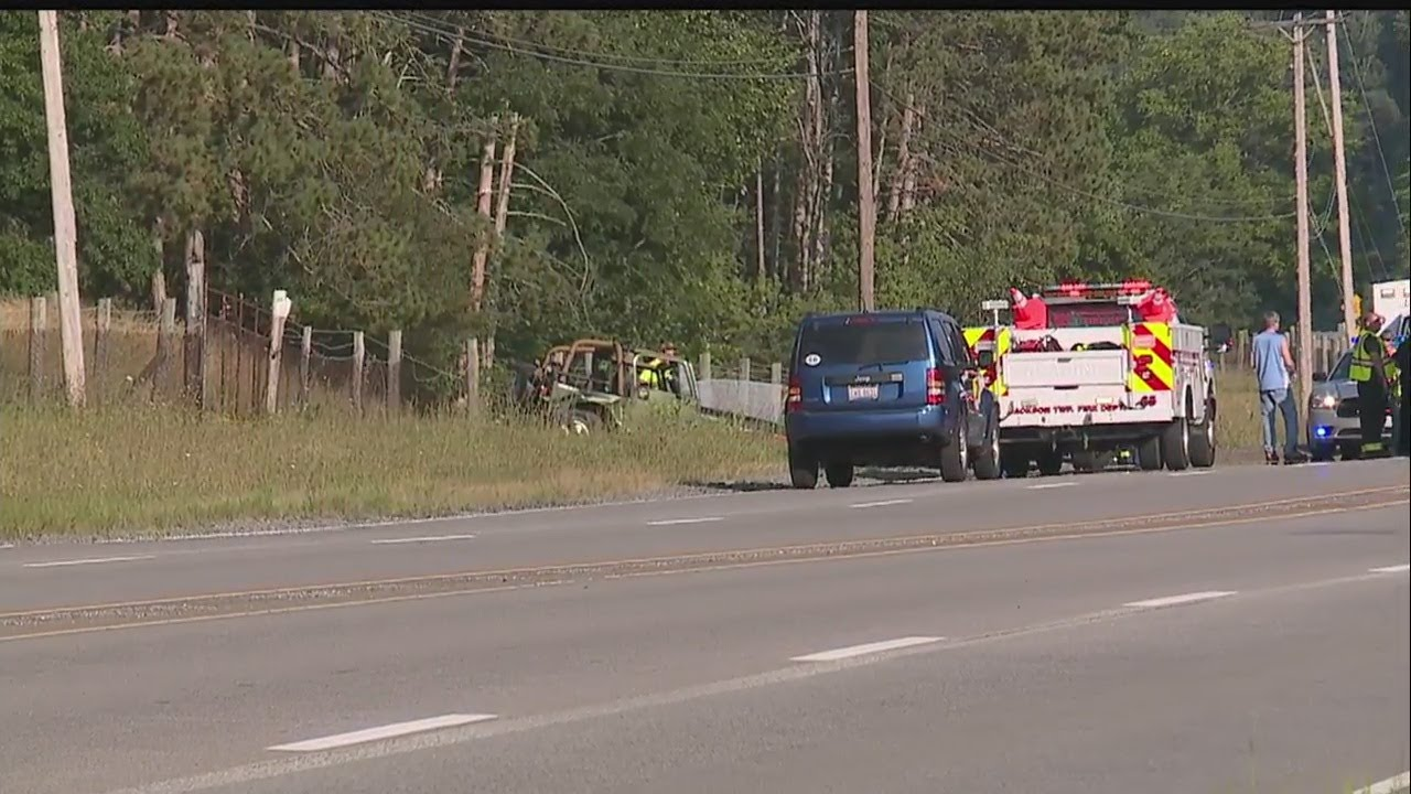 Download OSP: 1 dead in motorcycle crash in Austintown