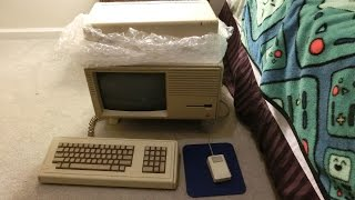 Gambar cover Apple Lisa Restoration part 1: melted rubber and external hard drive