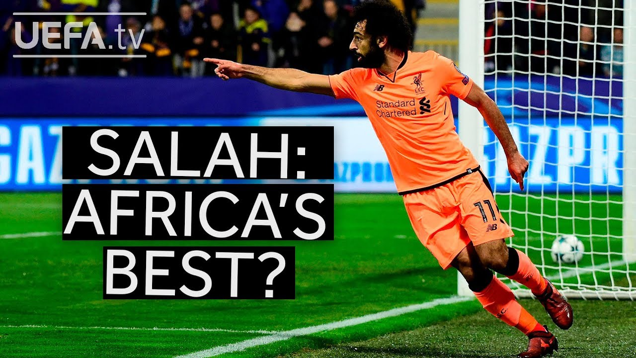 Image result for Salah is Africa's best