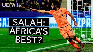 Is Salah Africa's Greatest?