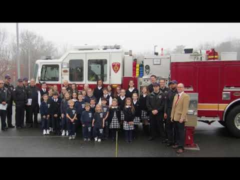 AED presentation to Assumption Regional Catholic School