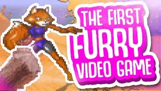 The First EVER Furry Game! - Game Glitch