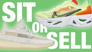 2019 Sneaker Releases SIT or SELL July Pt 1