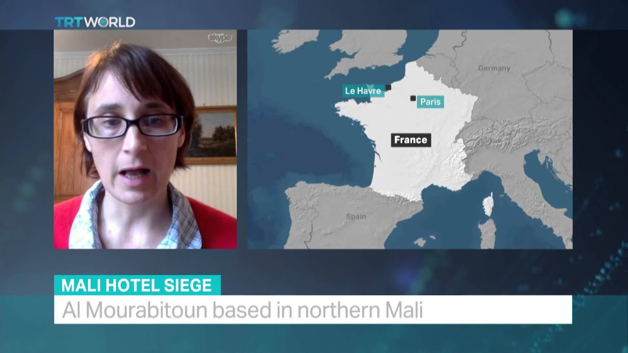 trt world interview marie rodet about current security trt world interview marie rodet about current security situation in