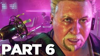 RAGE 2 Walkthrough Gameplay Part 6 - FISSION CORE (Story Campaign)