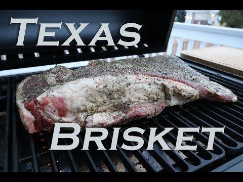 Texas Brisket and Shiner Bock