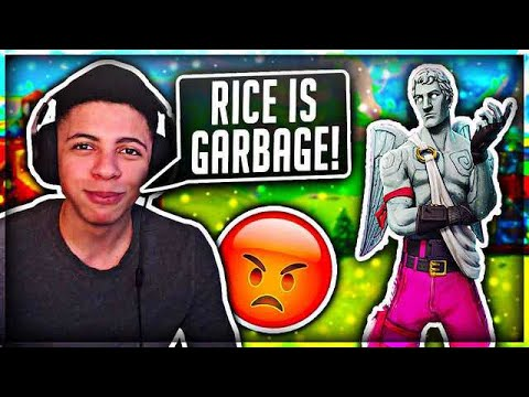 2nd Best Fortnite Player in The World Roasted Me (TSM Myth)
