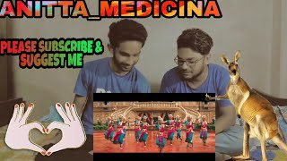 Baixar Anitta - Medicina (Official Music Video) BY MONZ REACTION VIDEO