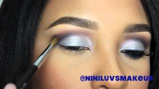 MAKING YOUR BROWN EYES POP: NINILUVSMAKEUP Thumbnail