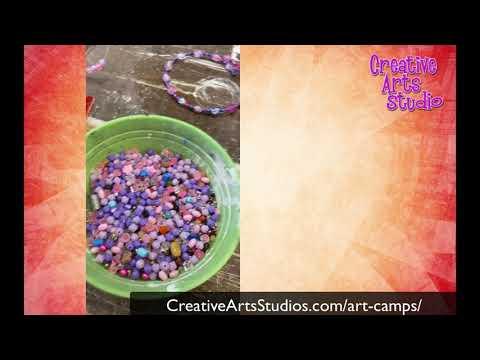 Summer Art Camp Creative Arts Studio Royal Oak, MI