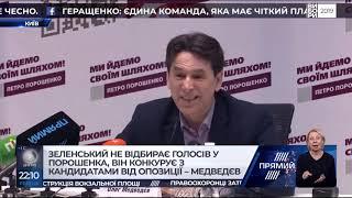 """Програма """"Підсумки"""" з Євгеном Кисельовим від 21 березня 2019 року"""