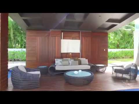 Luxury Waterfront House in Cancun Mexico