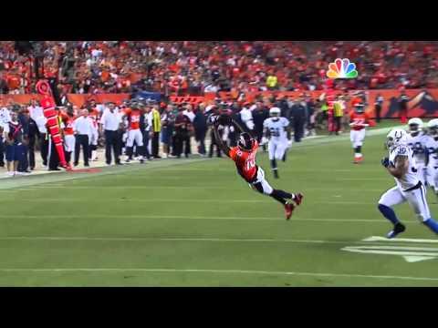 Emmanuel Sanders 2014 Denver Broncos Season Highlights