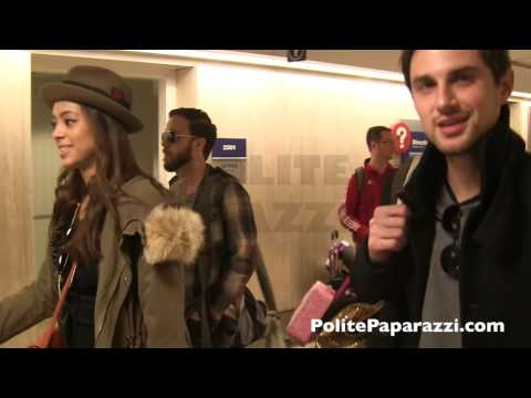 Amber Stevens & Andrew West Feb13, 2015